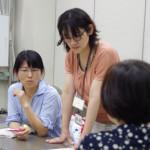 第2分科会(保健室コーチング事例検討&クライアント体験) 大村講師